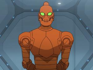 Robot-Amazon's-Invincible