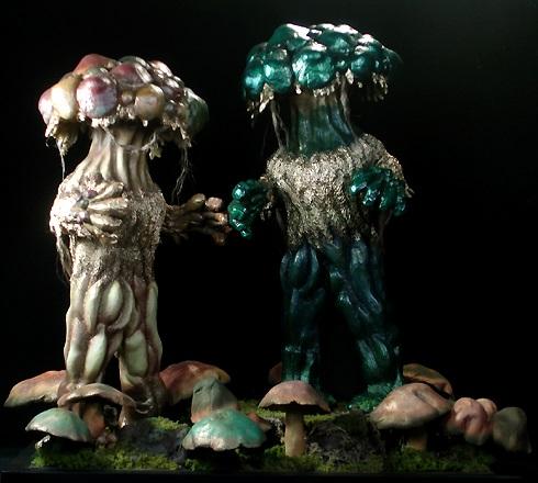Mushroom People (Matango)