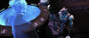 Chancellor Palpatine Doge Urus