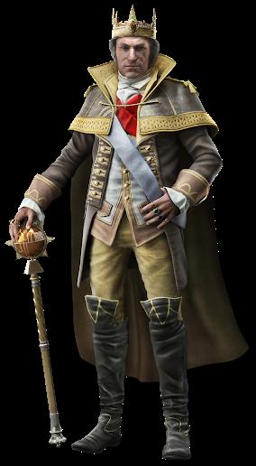 George Washington (The Tyranny of King Washington)