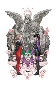 Harley Quinn Vol 3 75 Textless Variant