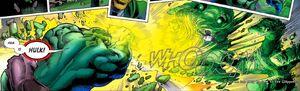 Hulk-blast