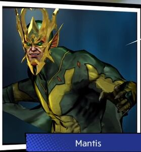 Mantis DC Unchained 0001