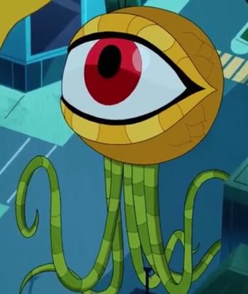 Mr. Big Eye