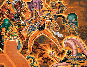 Orange Lantern Corps Prime Earth 0001
