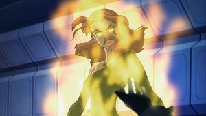 Phoenix Wolverine animated