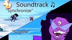Steven Universe Soundtrack ♫ - Synchronize Sugilite