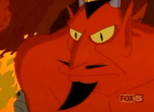 The Devil (The Simpsons)