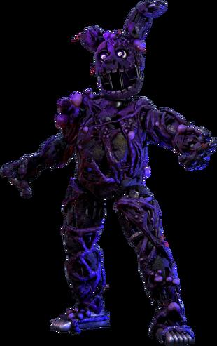 Toxic Springtrap