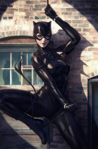 Catwoman Vol 5 1 Textless