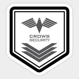 Crows Security emblem