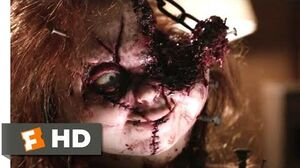 Cult of Chucky (2017) - Let's Play Scene (1 10) Movieclips