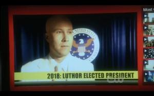 Smallville Lex for pres..
