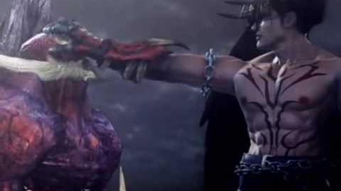 Tekken 5 Devil Jin Ending