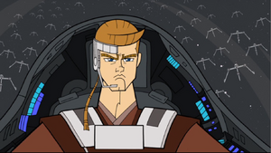 Anakin Skywalker command