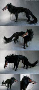 Beast of darkness by steinntr0ll-dbh9peo