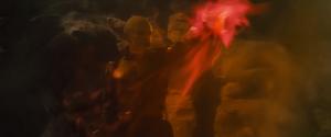 DBE Piccolo shoots fireball