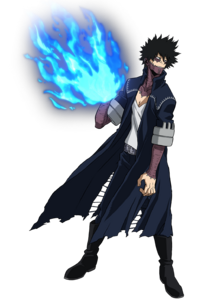 Dabi of the League of Villains