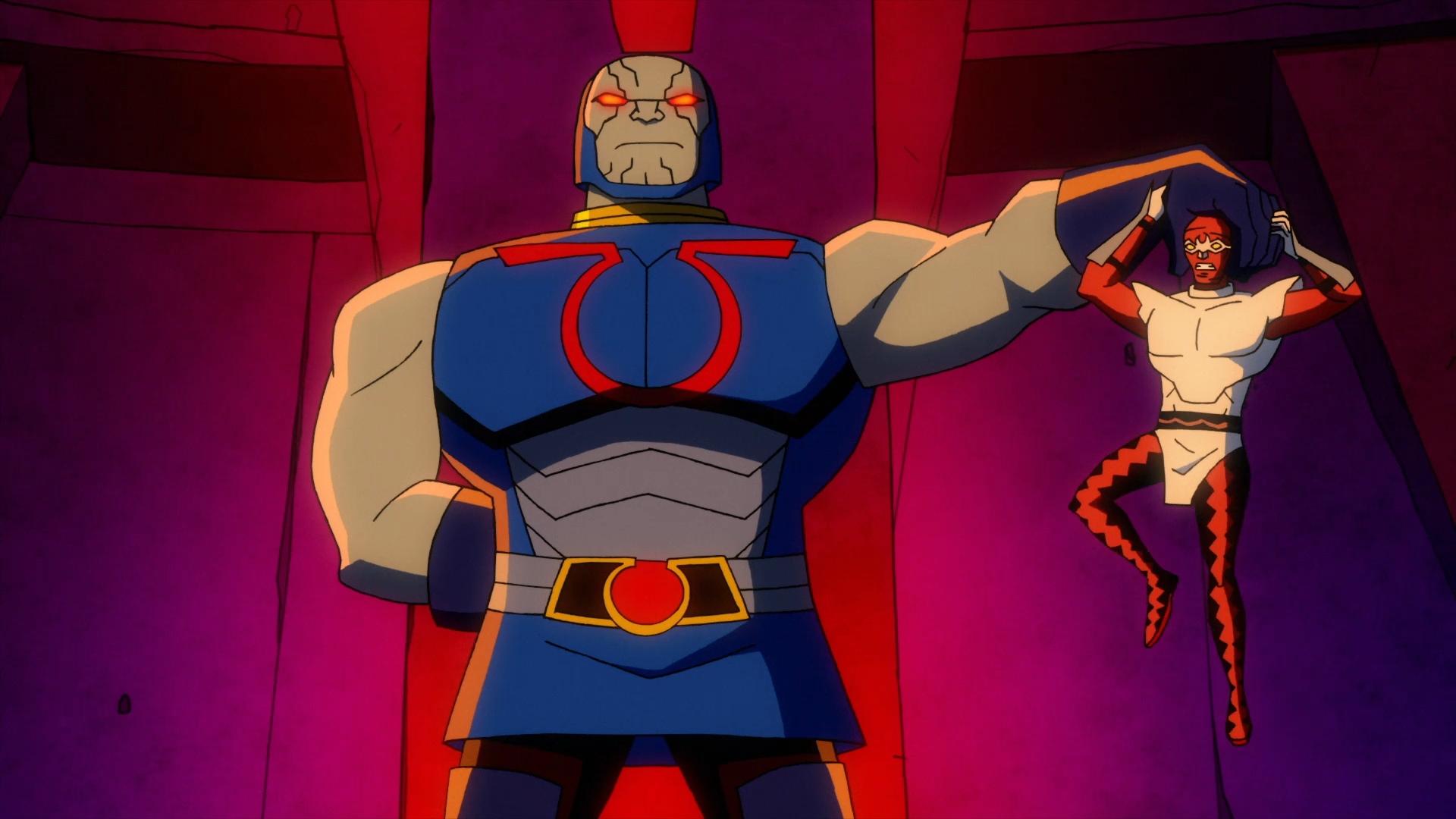 Darkseid (Harley Quinn TV Series)