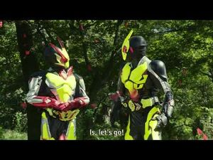 Kamen Rider Zero One Vs Kamen Rider Lucifer