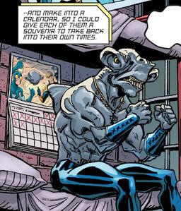 King Shark Prime Earth 0051