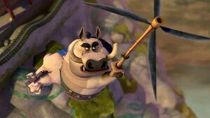 Kung Fu Panda Master Taotie