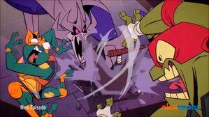 Shredder (Rise of the Teenage Mutant Ninja Turtles) 08