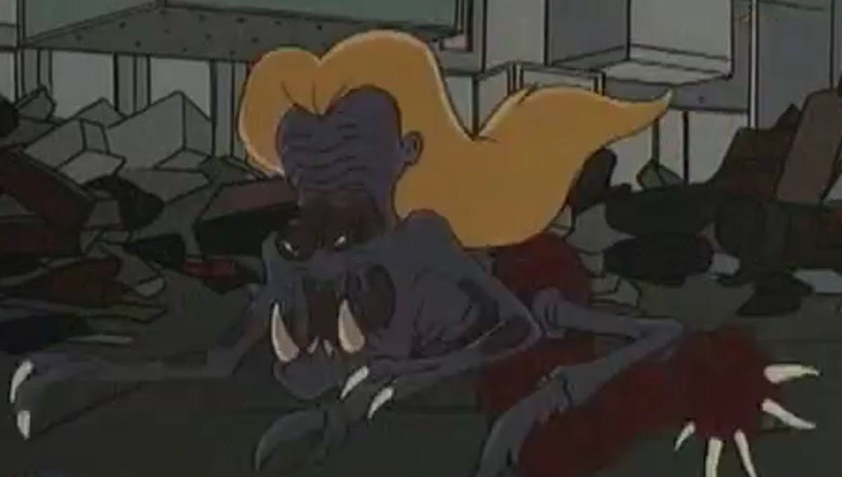 The Mistress (Ghostbusters)