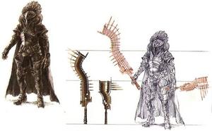Bergan Concept Art