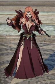 Cornelia's in-battle sprite 2
