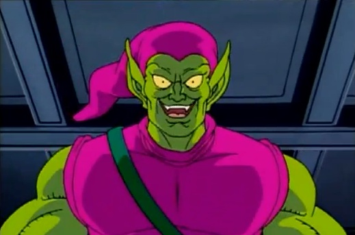 Green Goblin (Spider-Man TAS)