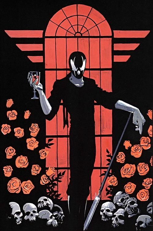 Grendel (Hunter Rose)