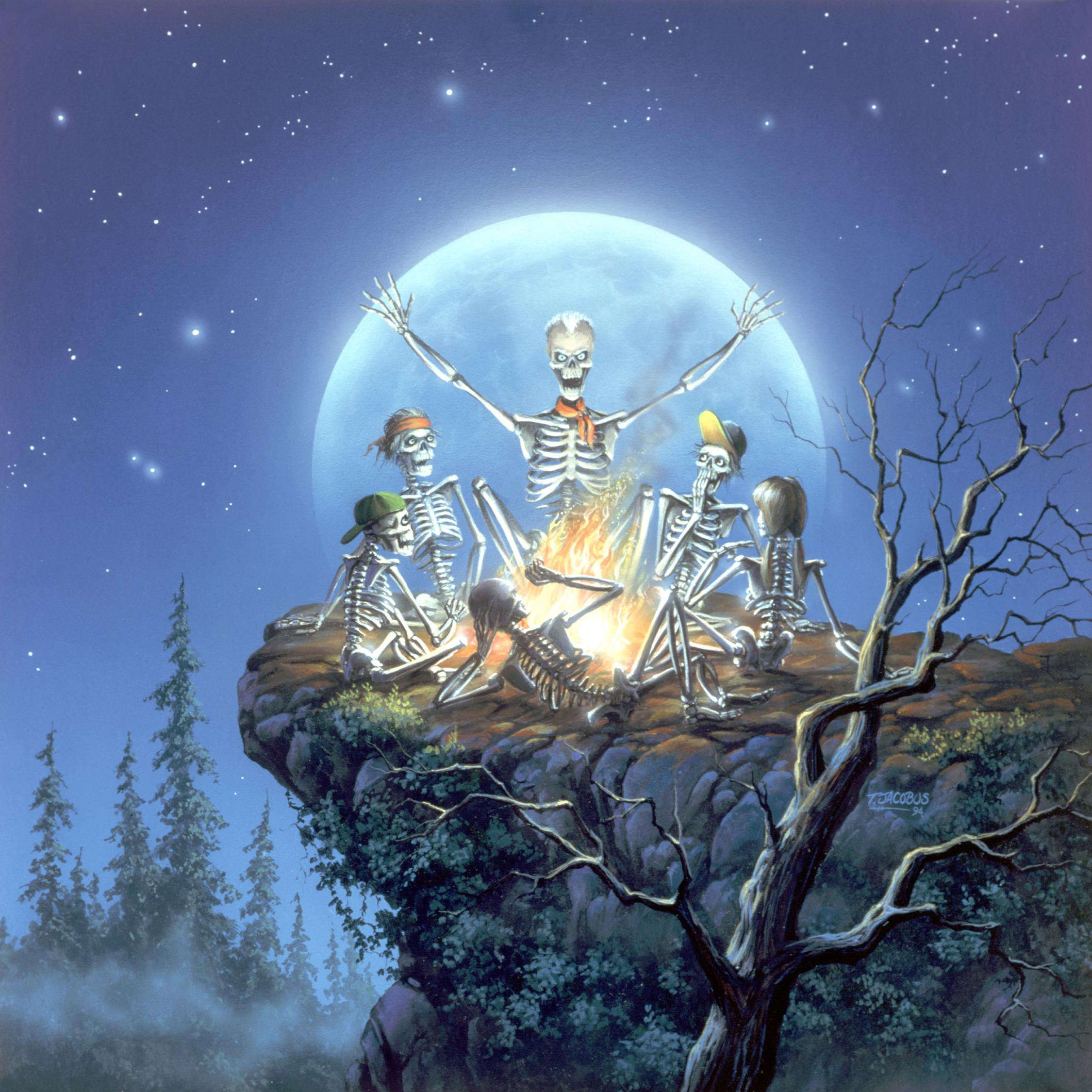 Spirit of the Harvest Moon (Goosebumps)