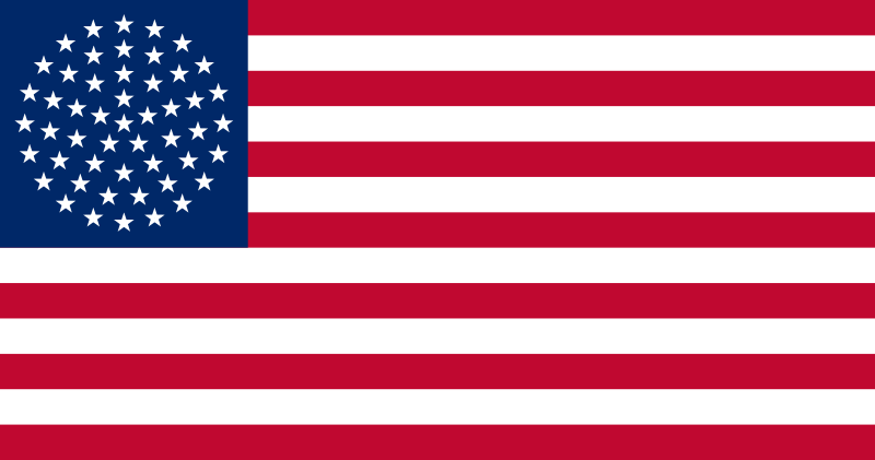 United States of America (The Running Man)
