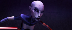 Ventress learned
