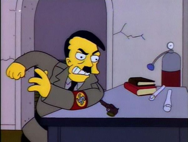 Adolf Hitler (The Simpsons)