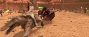 Anakin Skywalker hover