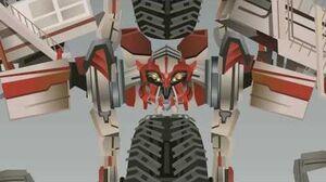 DEMOLISHOR Transform - Short Flash Transformers Series