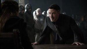 Game of Thrones - Littlefinger's demise