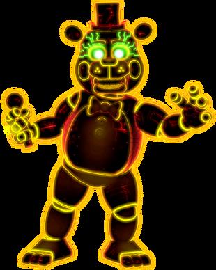 VR Toy Freddy 2