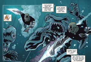 King Shark Prime Earth 0100