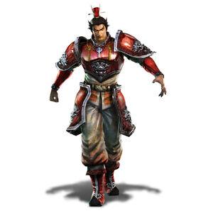 Lu Bu Dynasty Warriors 1