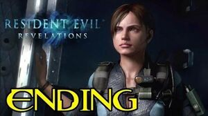 Resident Evil Revelations ENDING + After Credits Scene 1080p TRUE-HD QUALITY