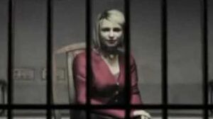 Silent Hill 2 - James Maria Labyrinth Jail Cell cutscene