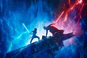 AustinDR/Thoughts on Rise of Skywalker (SPOILERS)