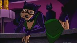 Batman & Catwoman Flirting