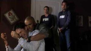 Criminal Minds 5x09 - Hotchner kills the Reaper