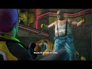 Dead Rising 2- Off The Record - Perfect Walkthrough - Part 7- Psycho Boss- Ted & Snowflake Taming