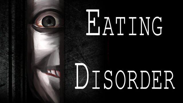 Eating Disorder Girl (Asylum-Series)