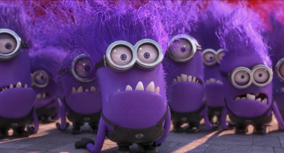 Evil Minions